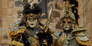 Maerz 2016 · Carnevale Venezien