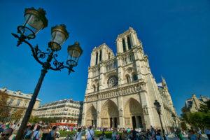 Paris · Notre Dame