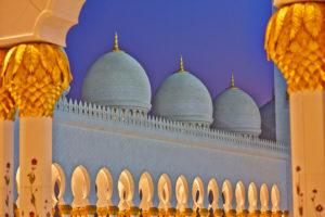 Sheikh Zayed Moschee