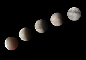 Mondfinsternis 12.06.2011