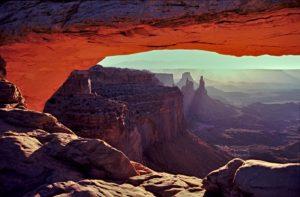 Canonland NP · Mesa Arche