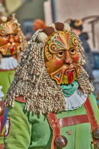 Alemannische Masken