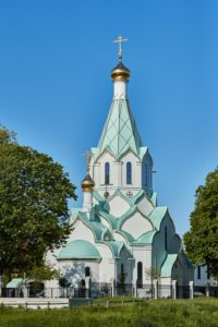 de l'Eglise Orthodoxe russe de Strasbourg